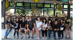 Mengenalkan Yogyakarta pada Mahasiswa Darmasiswa 2015 (2)