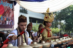 UNILA  International Students' Art Performance (1)
