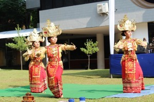 UNILA  International Students' Art Performance (2)