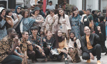 Pakuan University Bogor – Angklung Day