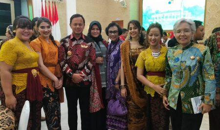 Gala Dinner With The Mayor Of Bogor
