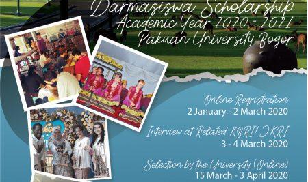 Darmasiswa Scholarship at FISIB Pakuan University  Bogor