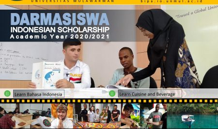 Darmasiswa Indonesian Scholarship – BIPA Unmul Program